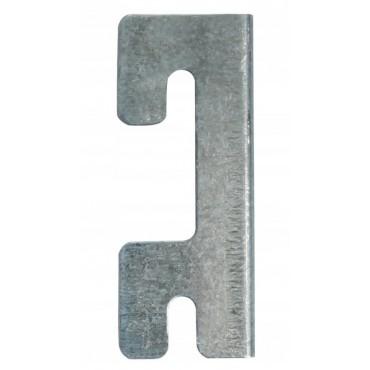 Łącznik szeregowy do regału metalowego Helios