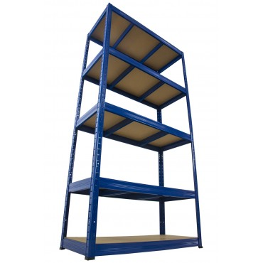 Helios Color 213x110x60 5p 275kg na półkę / Kolor: Niebiesko-Niebieski