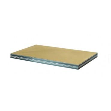 Półka 110x50 regał metalowy Helios 275kg